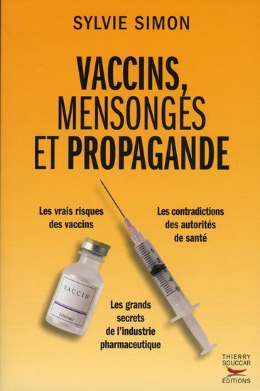 Vaccins,Mensonges et Propagande-Sylvie Simon [Livre-pdf] [UL]