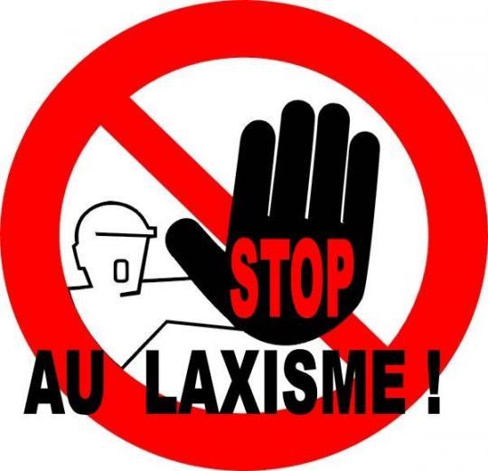 stop-laxisme