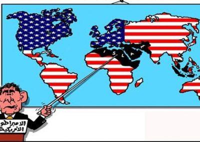 Une preuve de la planification des conflits au Proche-Orient