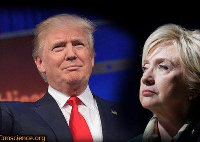 Trump Président : la grande mascarade médiatique au grand jour !