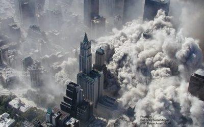 Explosif militaire dans les cendres du World Trade Center : La Preuve