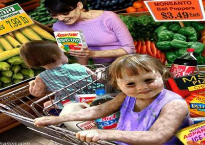 Codex Alimentarius : Un cynique projet dévoilé par le Dr Rima E.LAIBAW