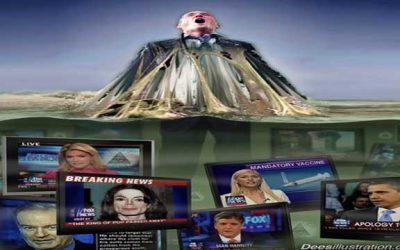 Main basse sur la télévision