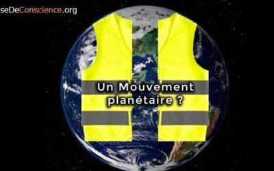 Gilets jaunes : un mouvement mondial ?
