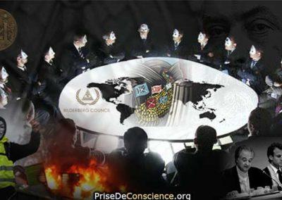 Gilets Jaunes : The New World (Dis)Order